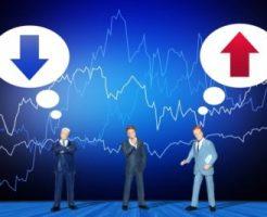 完全に運や偶然に左右されるギャンブルと違い、為替は予測できる