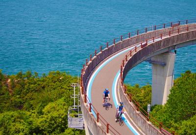 しまなみ海道サイクリングの地域振興と経済効果